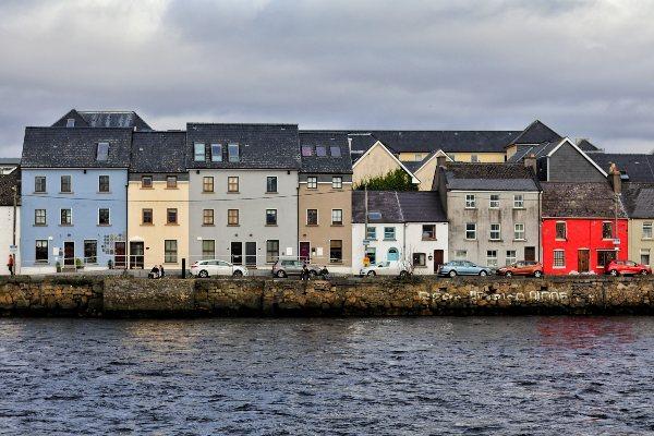 העיר גאלווי, אירלנד