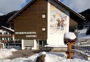 מלון מומלץ בעיירה קנציי שבדלומיטים