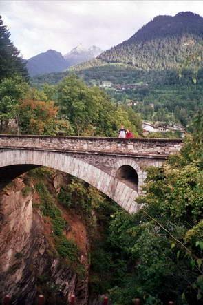 עמק אאוסטה, צפון איטליה