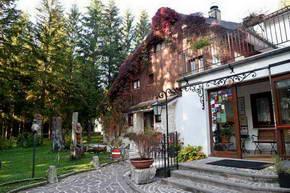 מלון בפארק הלאומי אברוצו