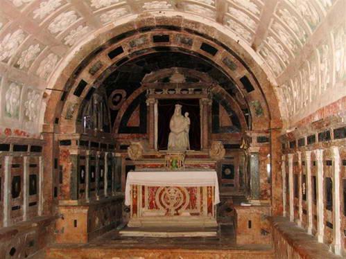 קלבריה, הקתדרלה של גראצה