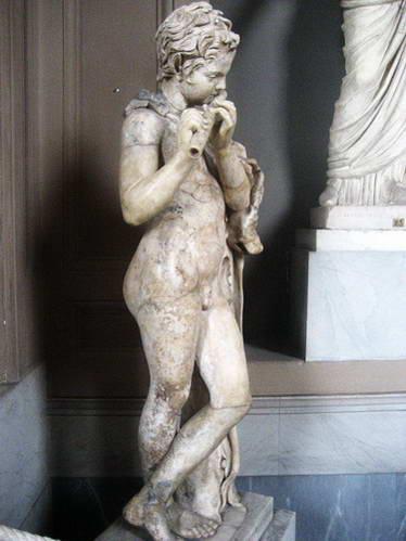 חבל קמפניה, נאפולי, המוזיאון הארכיאולוגי