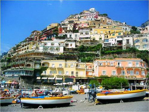 דרום איטליה, פוזיטנו
