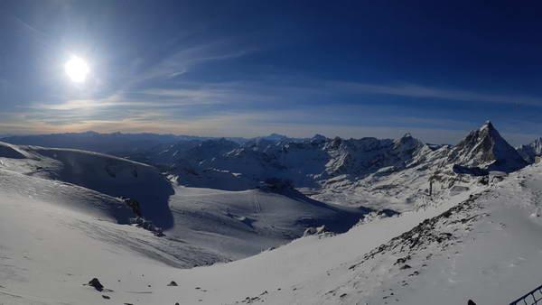 אתר הסקי צ'רביניה, איטליה