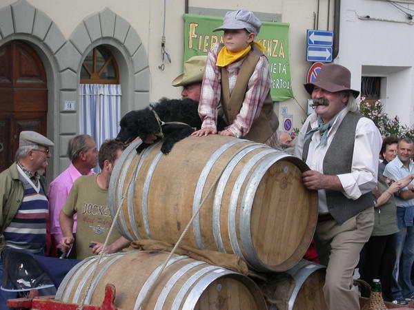 פסטיבל יין הקיאנטי, איטליה