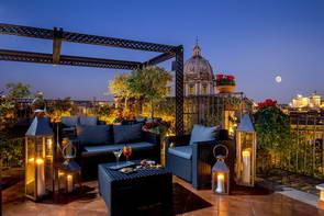 מלון מומלץ במרכז רומא