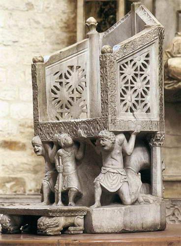 בזיליקת סן ניקולה, בארי, דרום איטליה