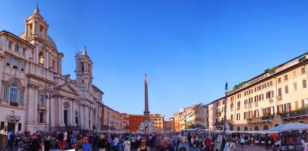 פיאצה נאבונה ברומא