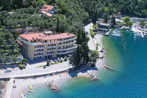 מלון מומלץ בצפון אגם גארדה