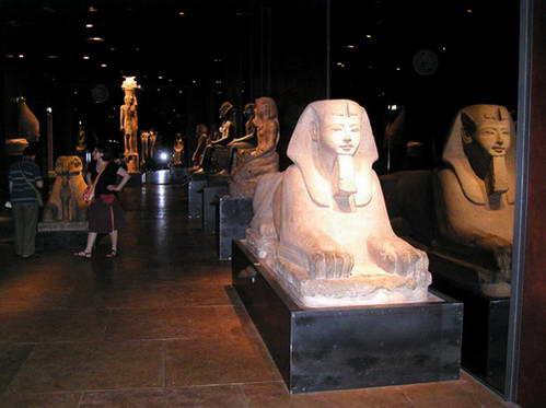 המוזיאון המצרי בטורינו, איטליה