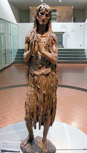 מריה מגדלנה של דונטלו במוזיאון האופרה של הדואומו
