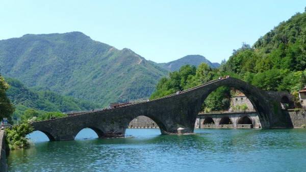 באני די לוקה, הרי האפנינים, איטליה