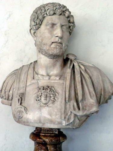 פסלו של אדריאנוס קיסר, פירנצה