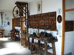 מוזיאון המקטרות, צפון איטליה