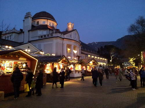 שווק חג המולד, מראנו, איטליה