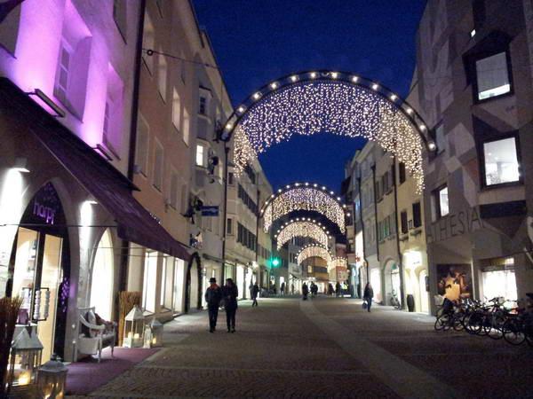 שווק חג המולד, ברוניקו, איטליה