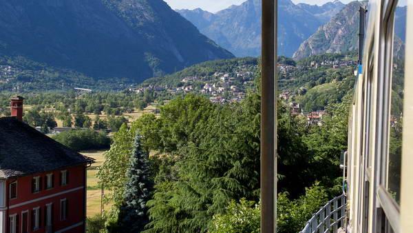 רכבת צ'נטואלי, צפון איטליה