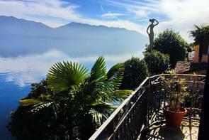 מלון מומלץ לחופי אגם מאג'ורה, איטליה