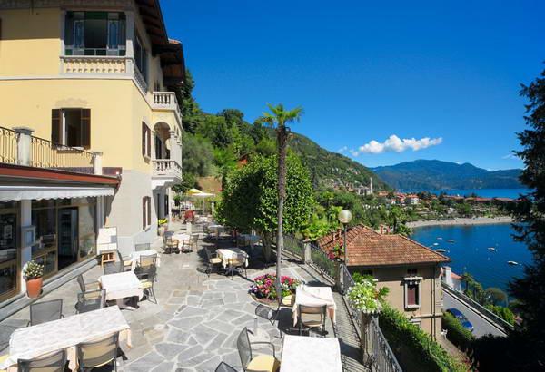 אגם מאג'ורה, איטליה