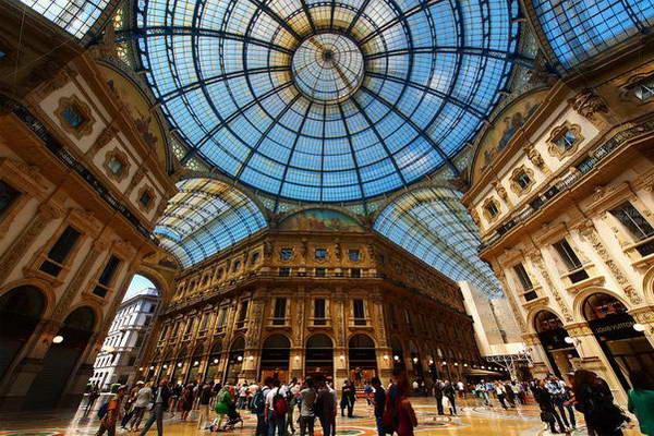 מילאנו, גלריית ויטוריו אמנואל