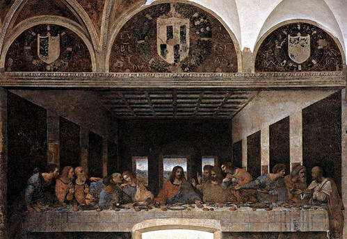 הסעודה האחרונה של ישו, מילאנו
