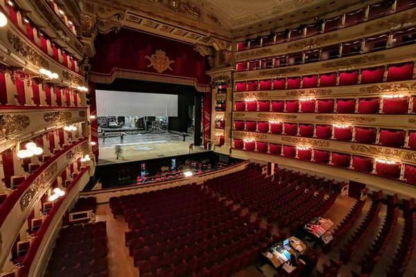 מילאנו, אופרה לה סקאלה
