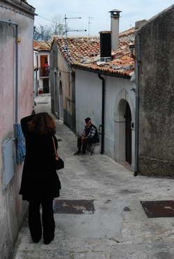 דרום איטליה,  מוליזה, גוארדארג'ה