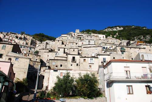 דרום איטליה,  מוליזה, פסקו