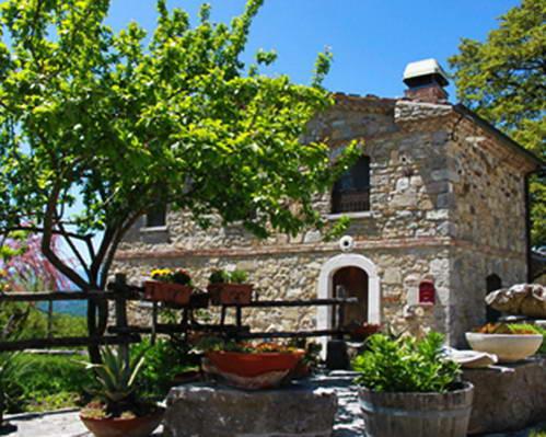מסעדת גרנדה קוארצ'ה, מחוז מוליזה, איטליה