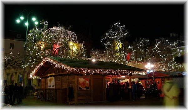 שווק חג המולד, בולצאנו, איטליה