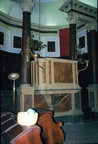 בית הכנסת האיטלקי, וונציה