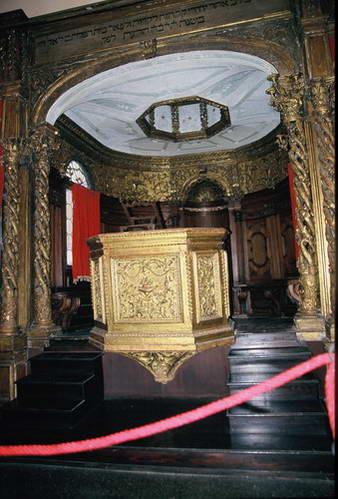 בית הכנסת הלבנטיני, ונציה