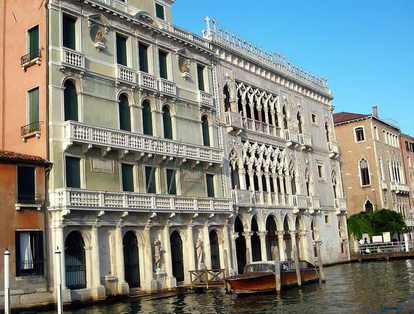 קא ד'אורו (ארמון הזהב), ונציה