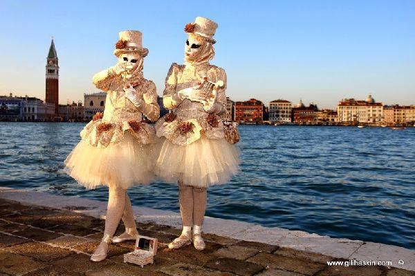 קרנבל המסכות, ונציה, איטליה