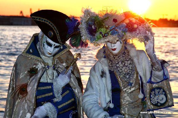 קרנבל המסכות, ונציה