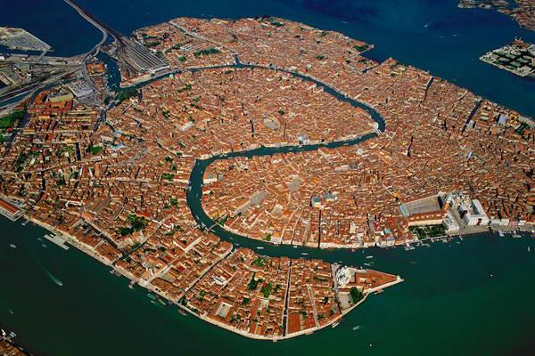 התעלה הגדולה, ונציה