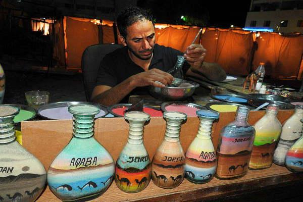 אמנות רחוב בירדן