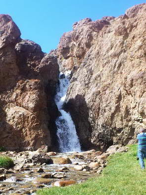 טיול ג'יפים לקירגיזסטן