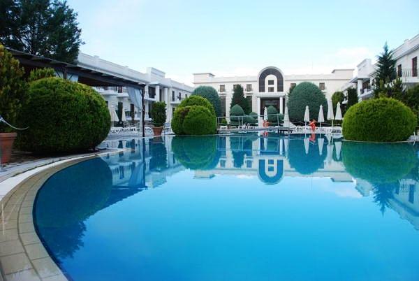 מלון איפירוס פלאס, צפון יוון