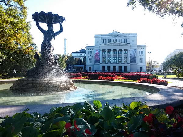 האופרה של ריגה