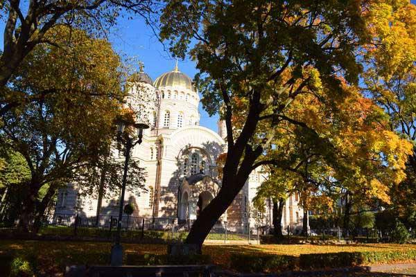 הקתדרלה של ריגה