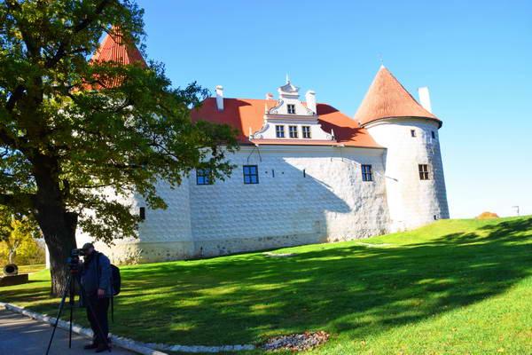 מבצר באוסקה, לטביה