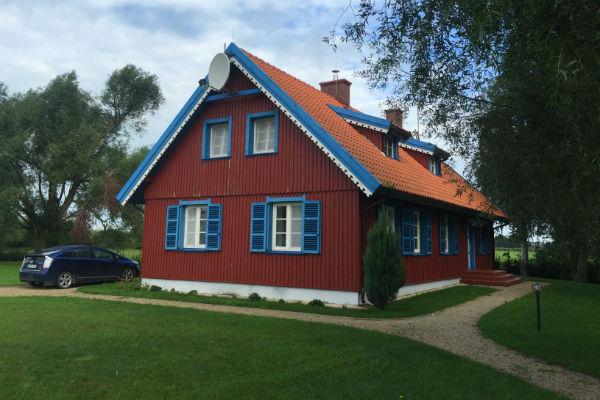 טיול משפחתי בליטא