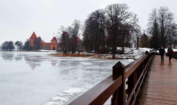 טירת טרקאי, ליטא