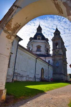 מנזר פאז'איסלס, קובנה, ליטא