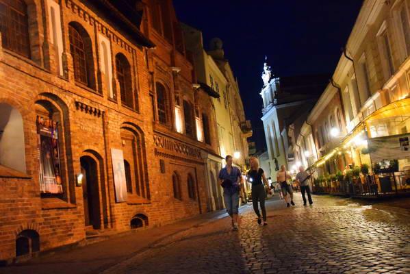 העיר העתיקה של וילנה, ליטא