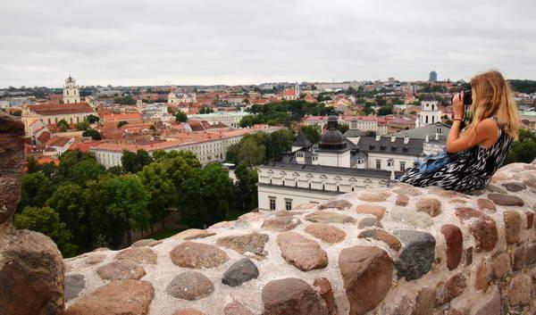 וילנה, בירת ליטא