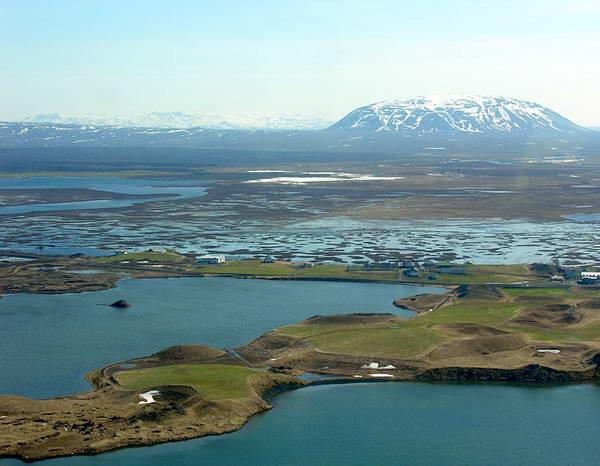 אגם מיוואטן איסלנד