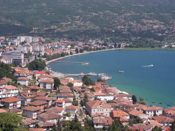 מקדוניה, אגם אוחריד