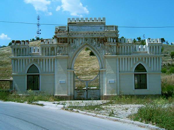 מקדוניה, בית קברות יהודי, ביטולה